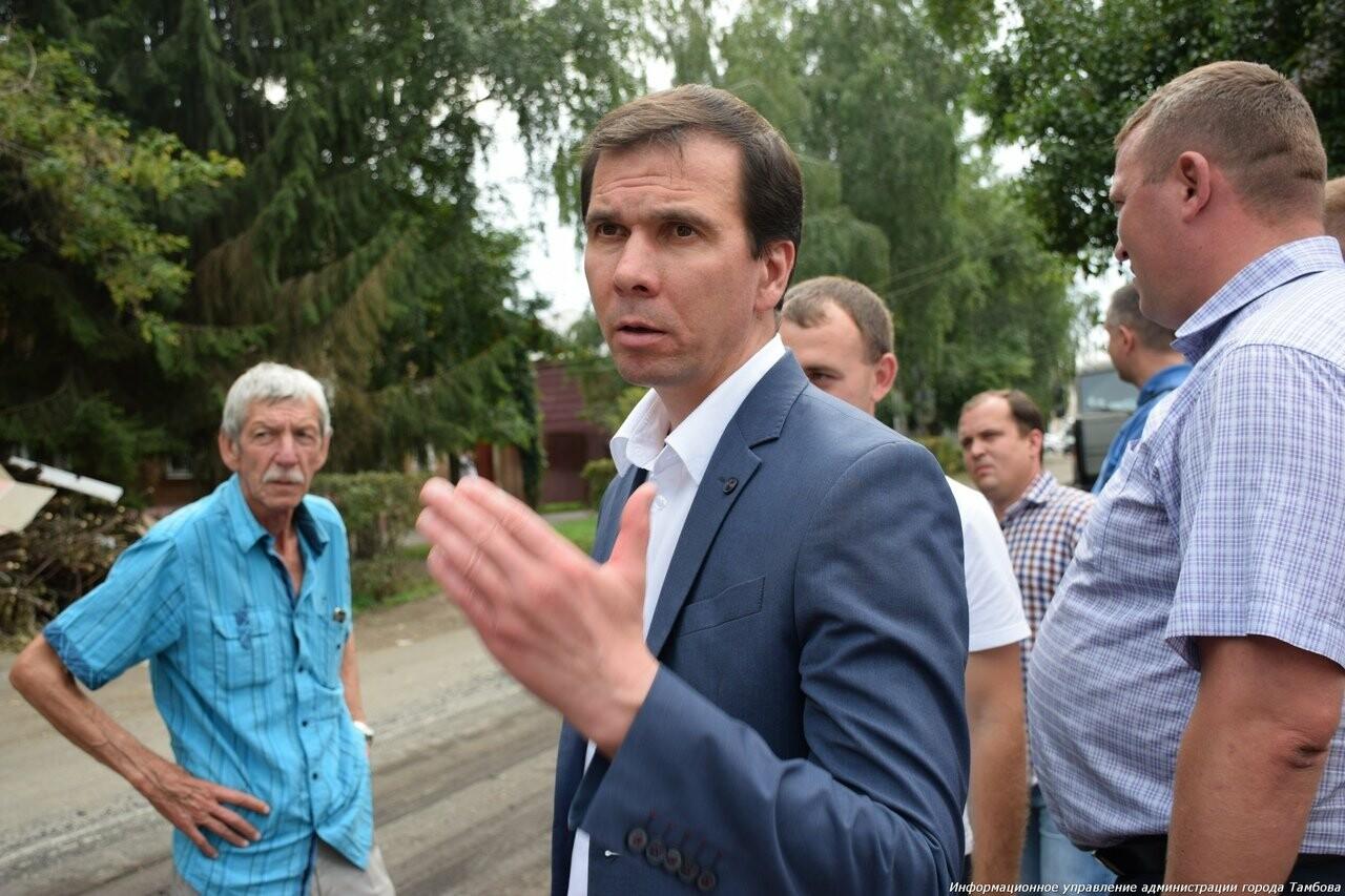В Тамбове до 1 сентября отремонтируют дороги рядом с социальными объектами, фото-4