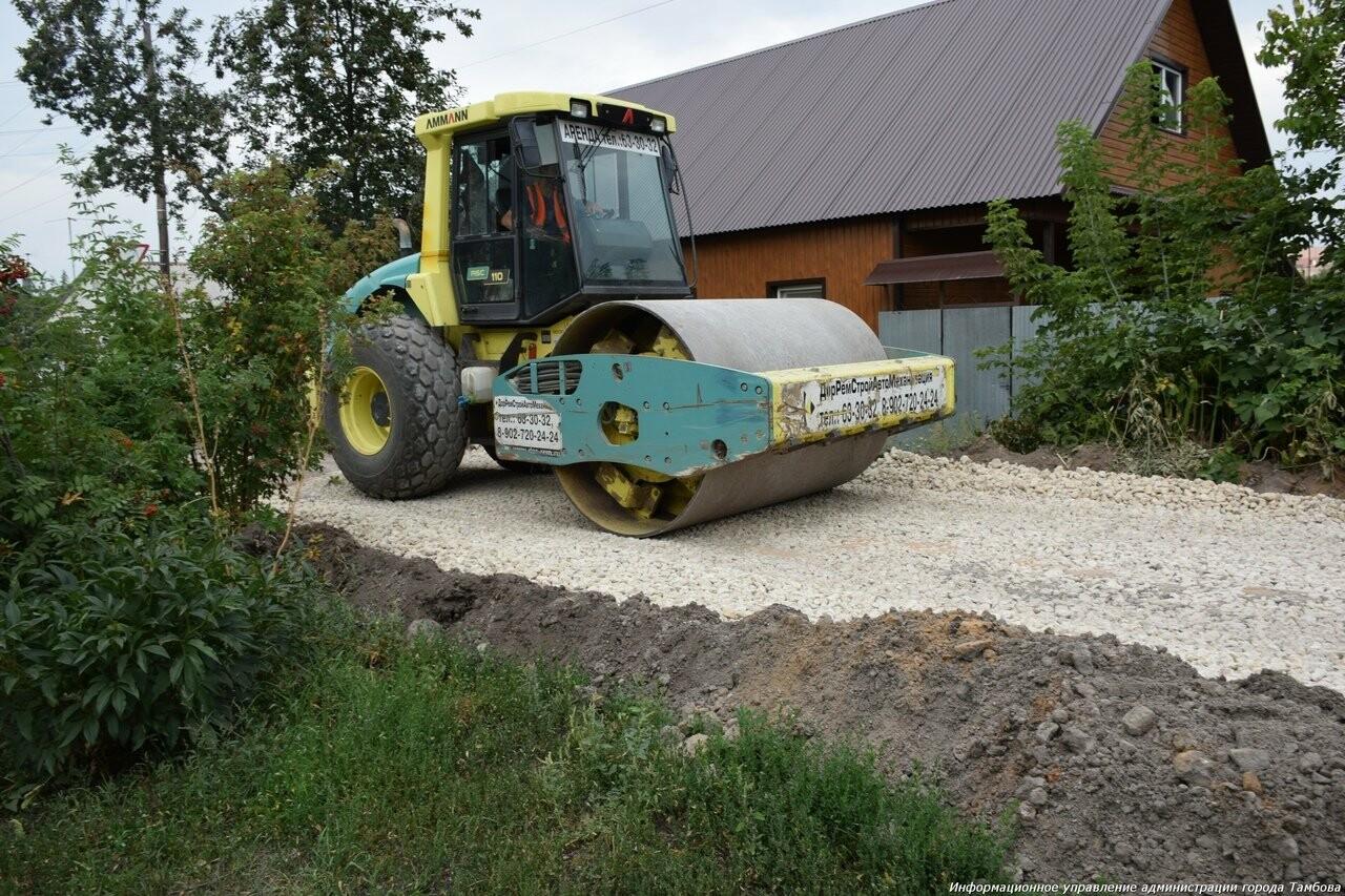 В Тамбове до 1 сентября отремонтируют дороги рядом с социальными объектами, фото-5