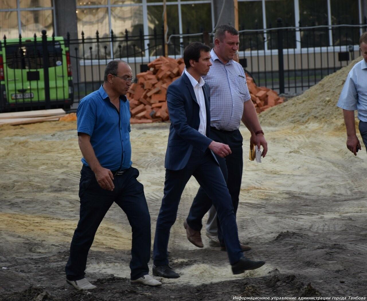 В Тамбове до 1 сентября отремонтируют дороги рядом с социальными объектами, фото-6
