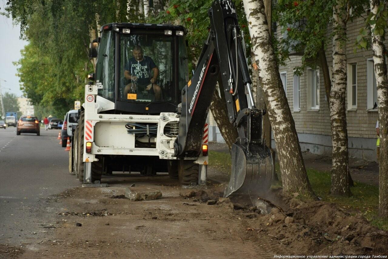 В Тамбове до 1 сентября отремонтируют дороги рядом с социальными объектами, фото-9