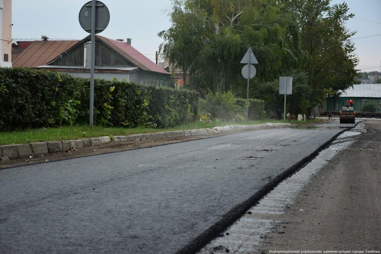 В Тамбове до 1 сентября отремонтируют дороги рядом с социальными объектами, фото-2