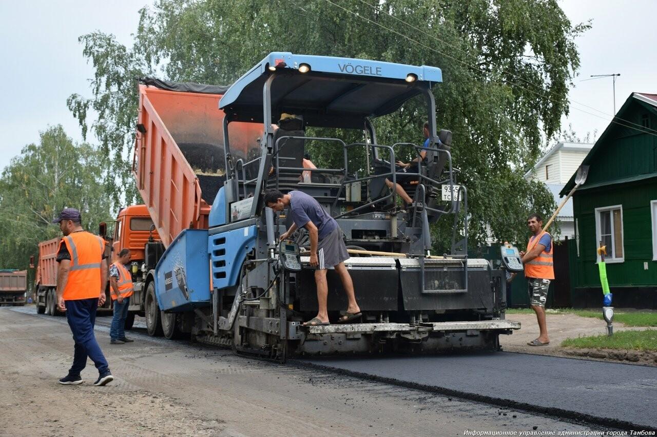 В Тамбове до 1 сентября отремонтируют дороги рядом с социальными объектами, фото-3