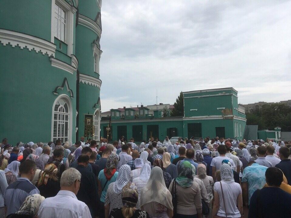 Православные тамбовчане отметили Преображение Господне, фото-1