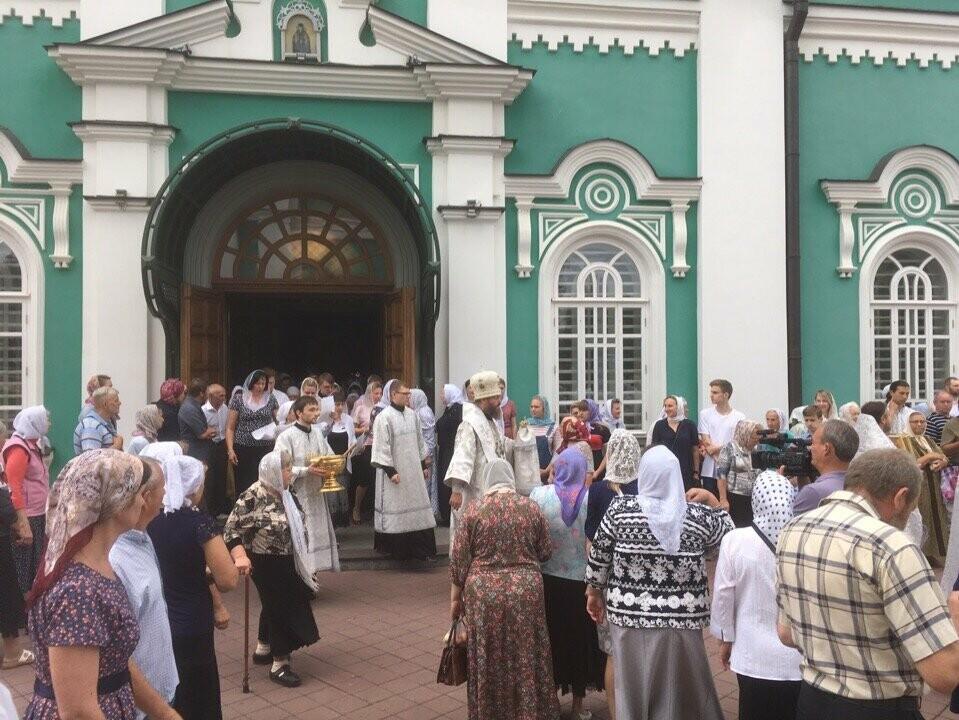 Православные тамбовчане отметили Преображение Господне, фото-2