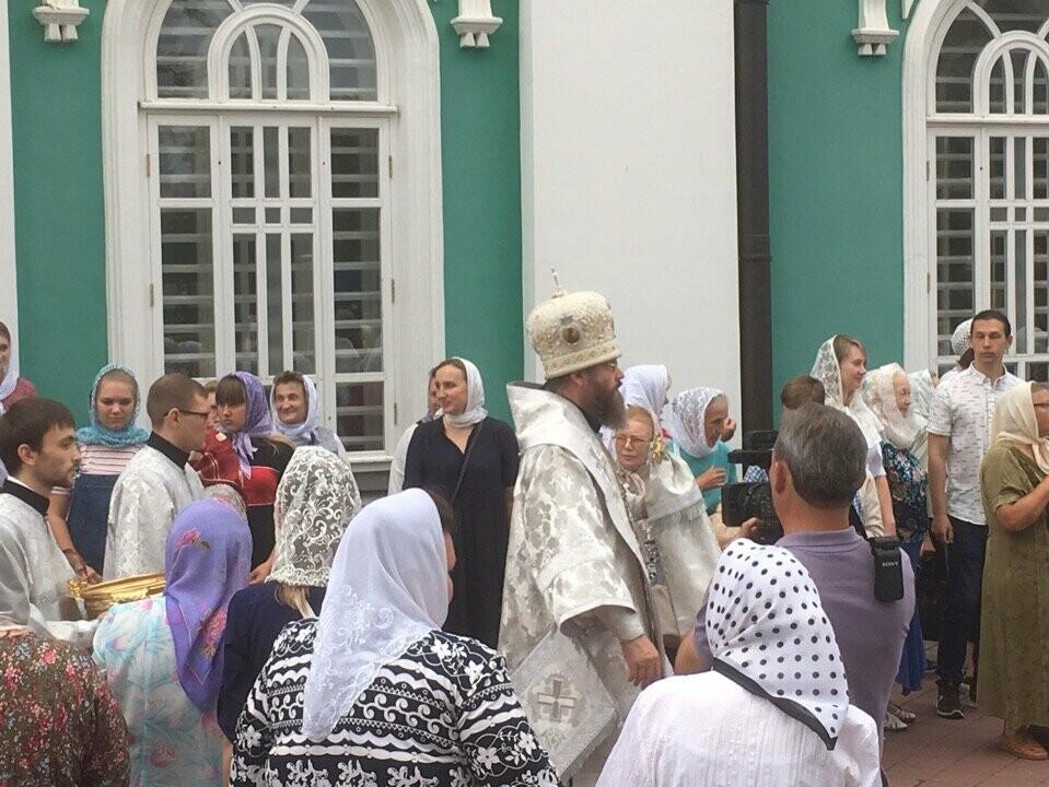 Православные тамбовчане отметили Преображение Господне, фото-3
