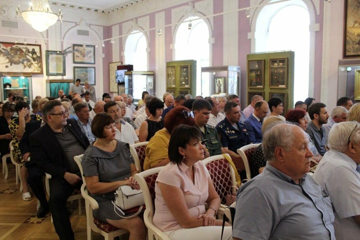 Владимир Карев будет руководить региональным отделением Российского военно-исторического общества второй срок, фото-1