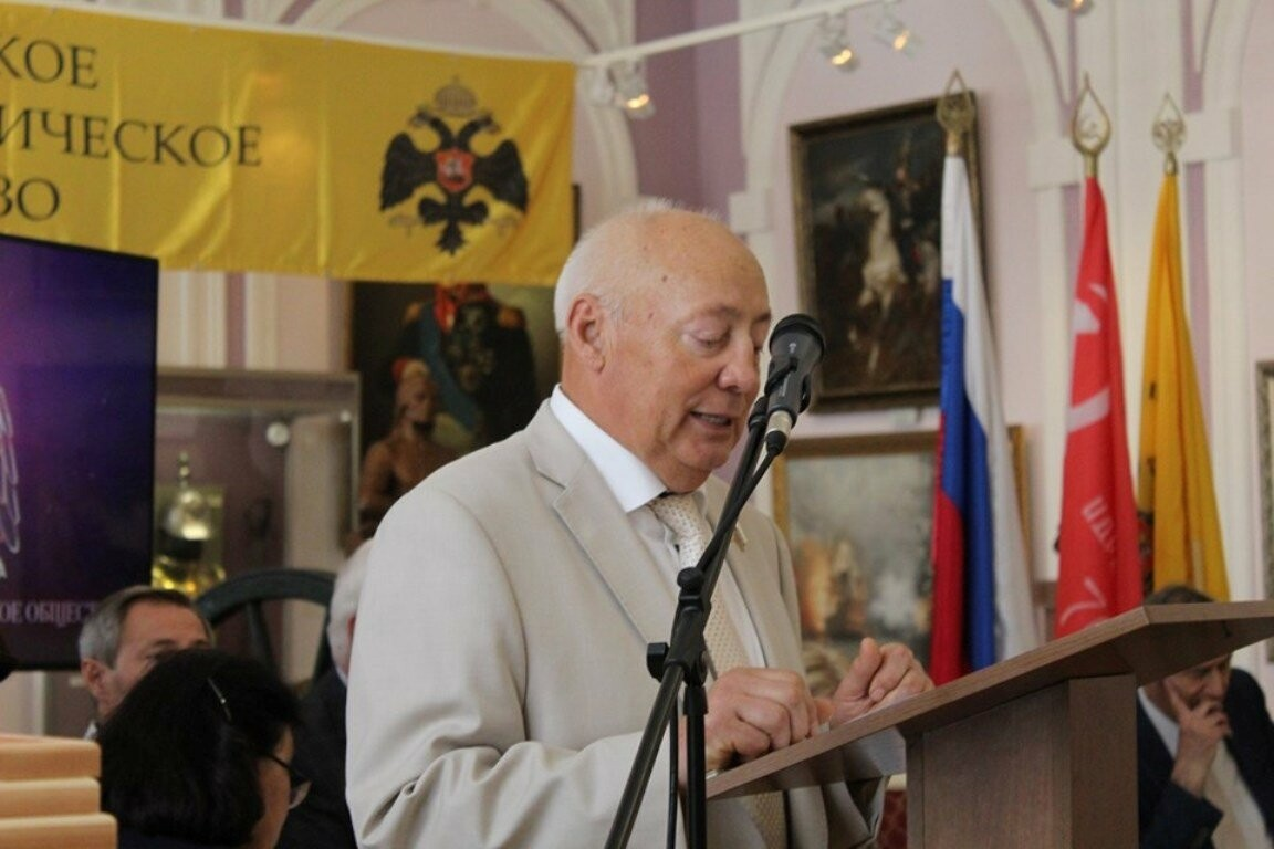 Владимир Карев будет руководить региональным отделением Российского военно-исторического общества второй срок, фото-2