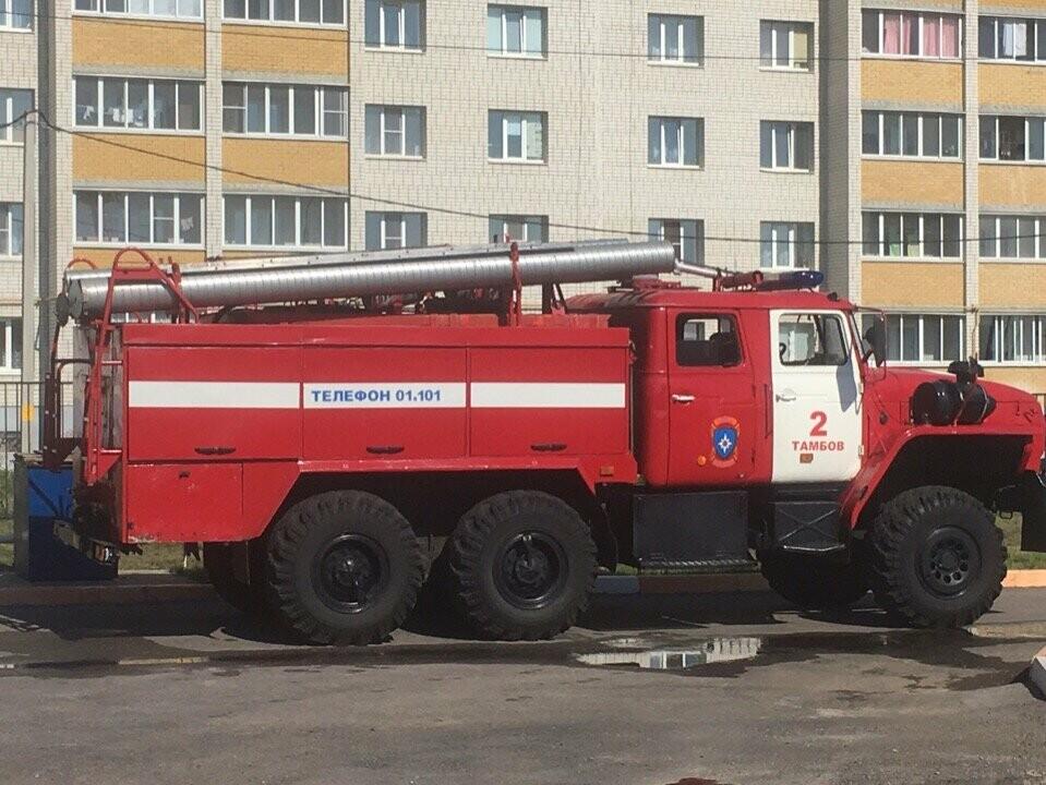 Тамбовские пожарные поборолись за звание лучшего, фото-2
