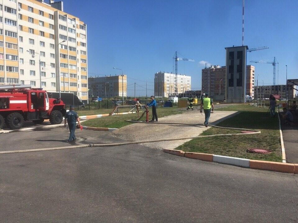 Тамбовские пожарные поборолись за звание лучшего, фото-3