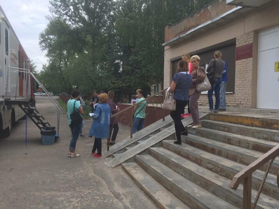 В Котовске побывала мобильная станция переливания крови, фото-2