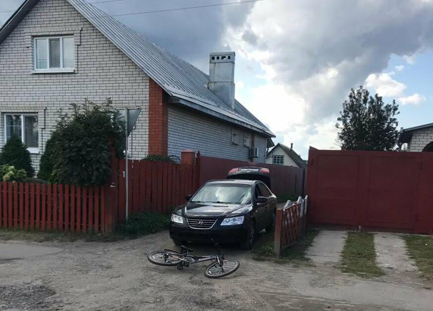 В Тамбовской области за сутки автомобилисты сбили трех детей на велосипедах, фото-1