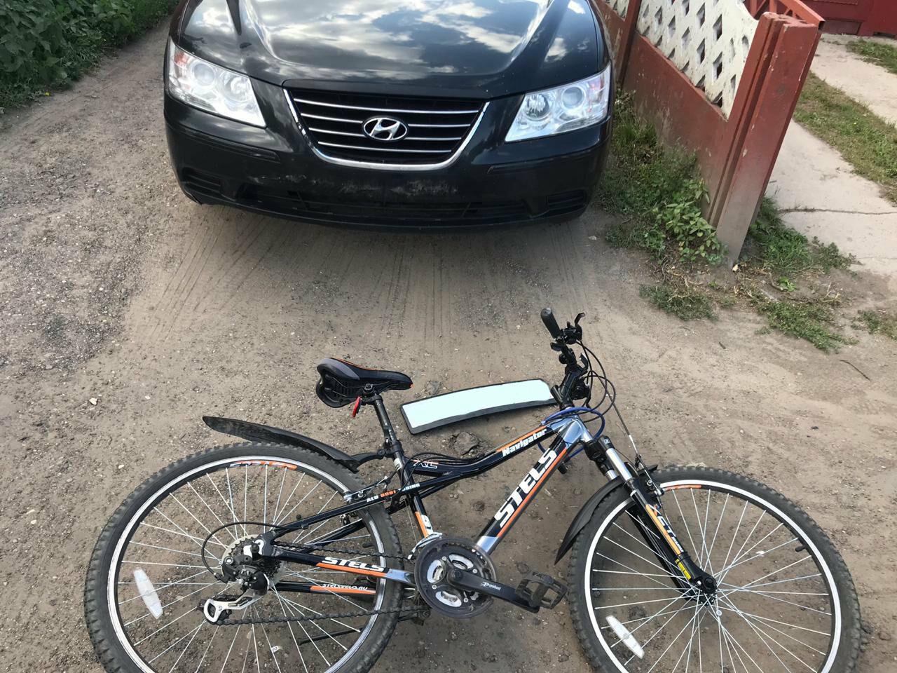 В Тамбовской области за сутки автомобилисты сбили трех детей на велосипедах, фото-2