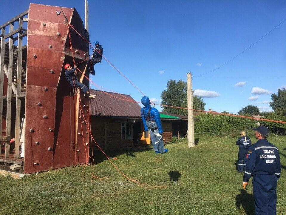 В Тамбовской области стартовали масштабные учения спасателей, фото-3