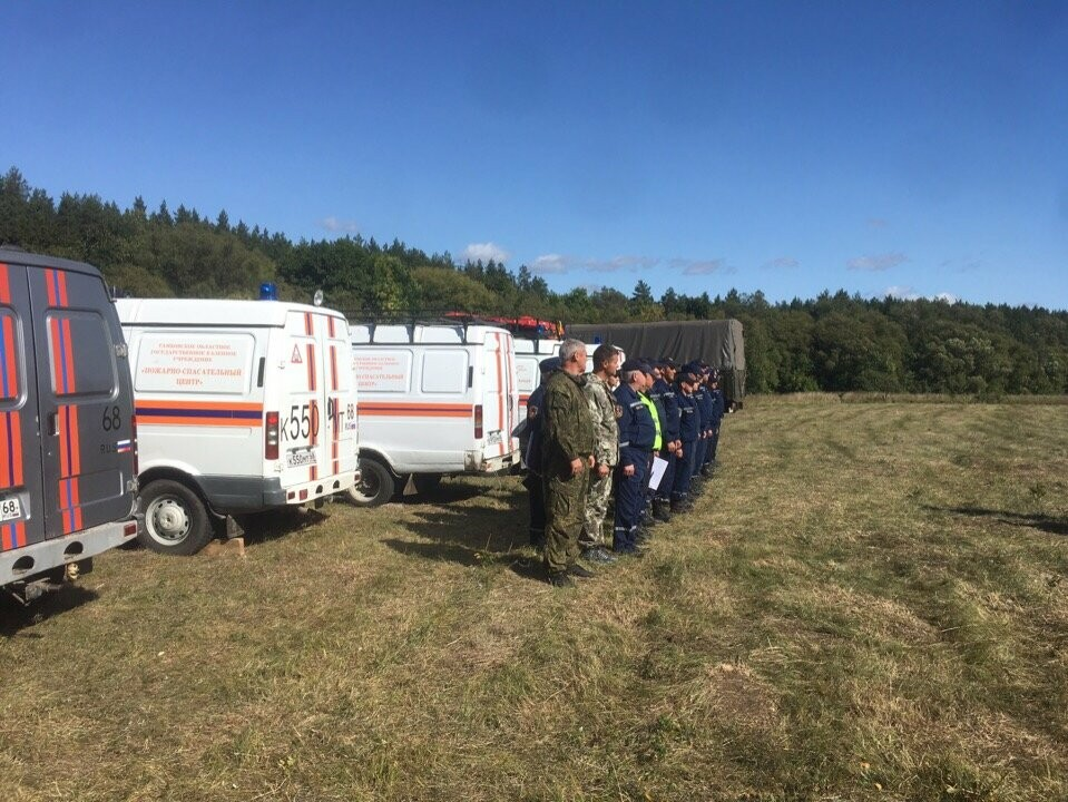 В Тамбовской области стартовали масштабные учения спасателей, фото-6