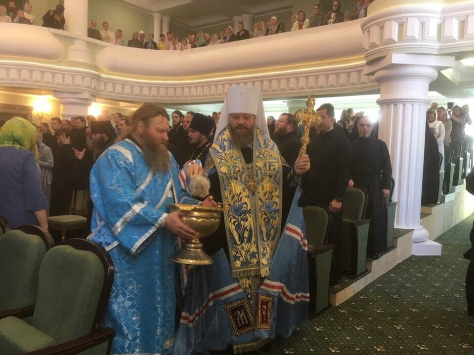 В Тамбове открыли второй корпус духовной семинарии, фото-5