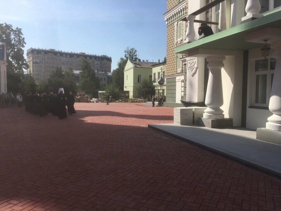 В Тамбове открыли второй корпус духовной семинарии, фото-1