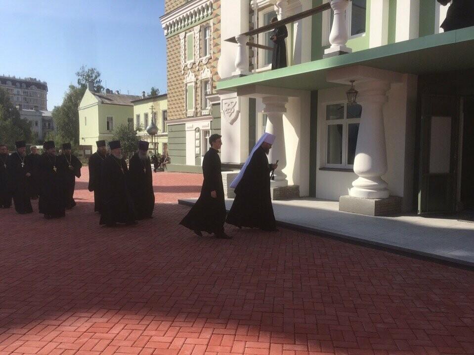 В Тамбове открыли второй корпус духовной семинарии, фото-2