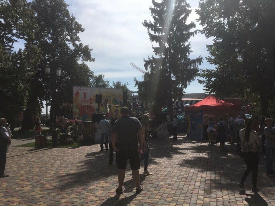 В тамбовском городском парке культуры звучали стихи, фото-4