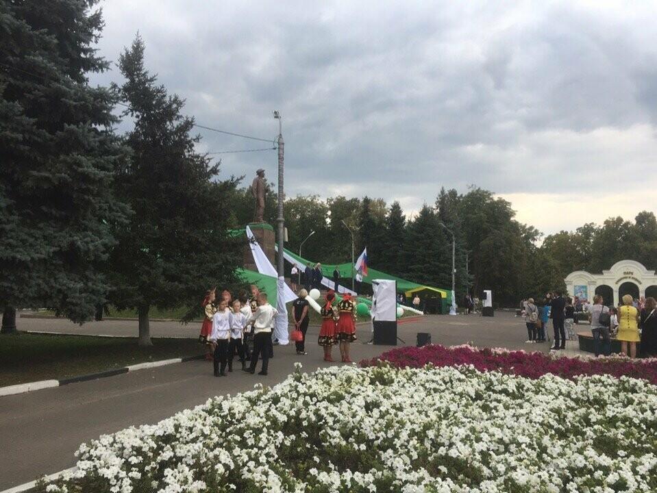Губернатор поздравил мичуринских первокурсников с Днем знаний, фото-3
