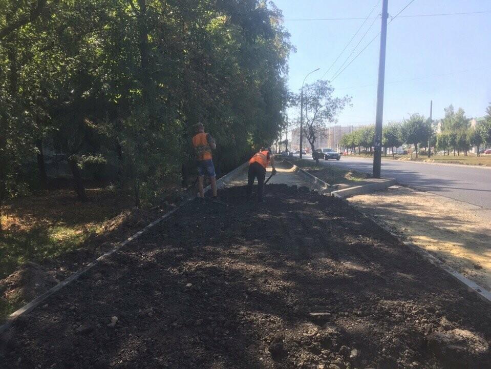 Ремонт дороги на Киквидзе в Тамбове практически завершен , фото-1