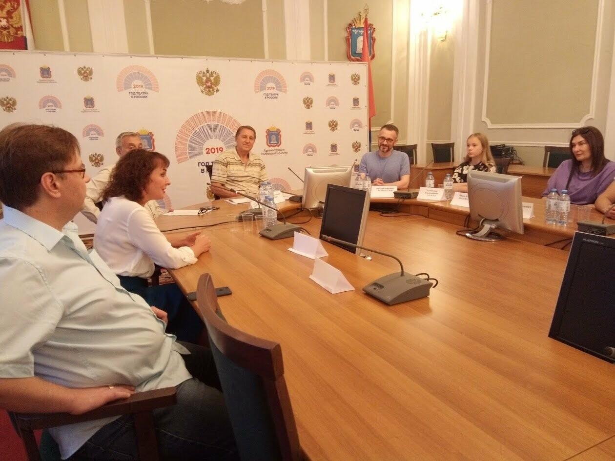 В Тамбов с «Большими гастролями» приехал Магаданский театр кукол, фото-2
