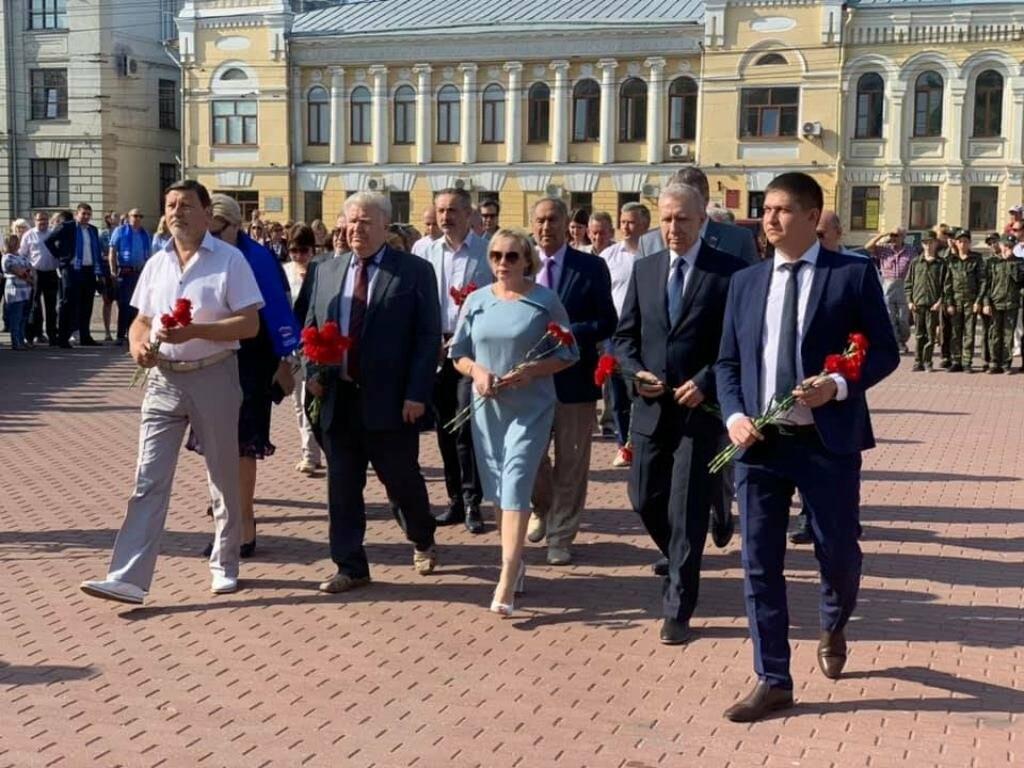 В Тамбовской области вспоминают Зою Космодемьянскую, фото-7