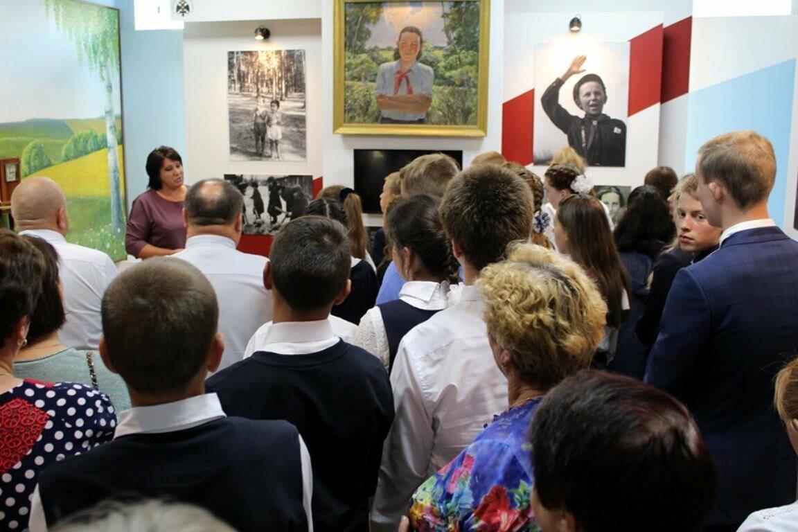 В Тамбовской области вспоминают Зою Космодемьянскую, фото-6