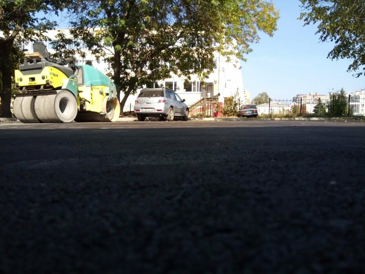 В Тамбове двор на Красноармейской, 3 отремонтировали по федеральной программе, фото-2