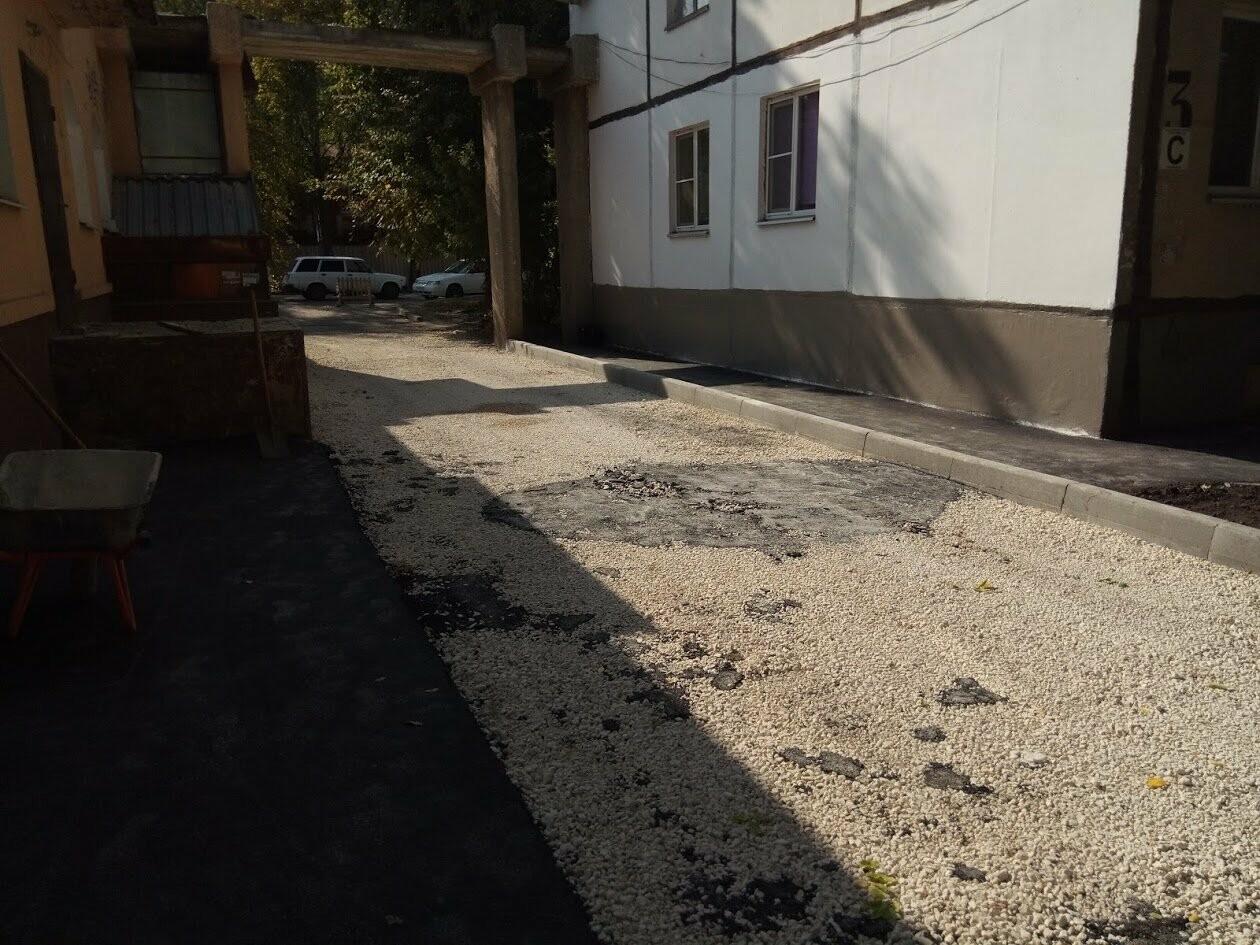 В Тамбове двор на Красноармейской, 3 отремонтировали по федеральной программе, фото-3