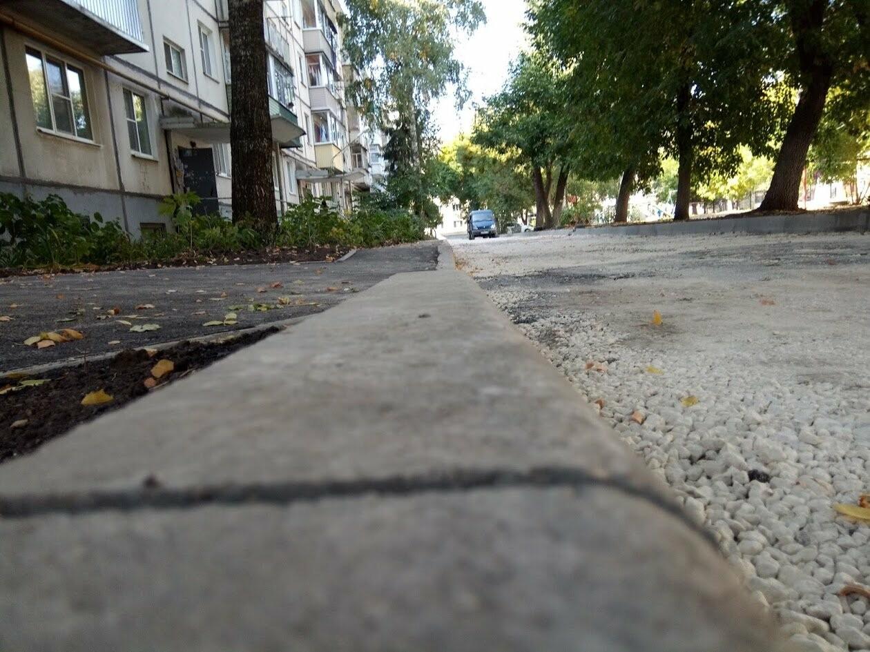 В Тамбове двор на Красноармейской, 3 отремонтировали по федеральной программе, фото-6