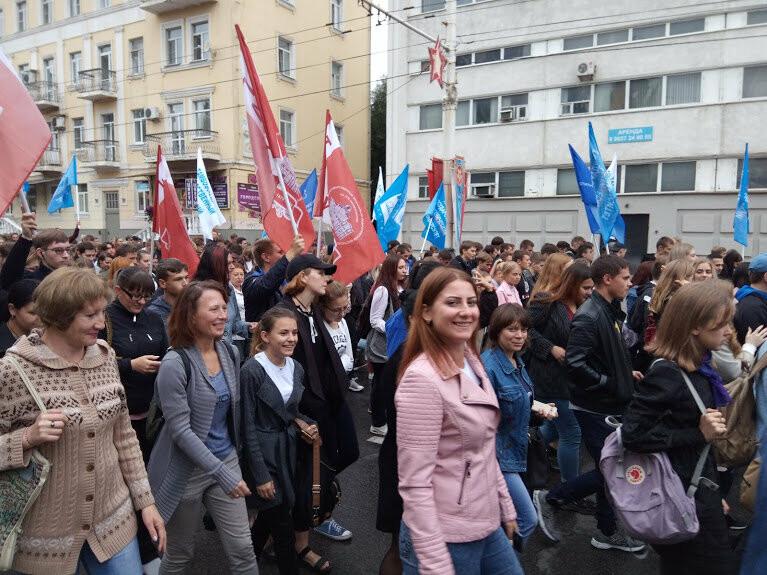 В Тамбове провели парад студенчества, фото-2