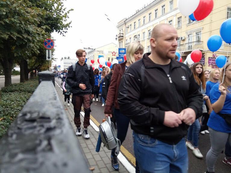 В Тамбове провели парад студенчества, фото-3