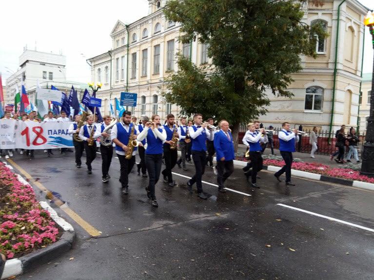 В Тамбове провели парад студенчества, фото-5