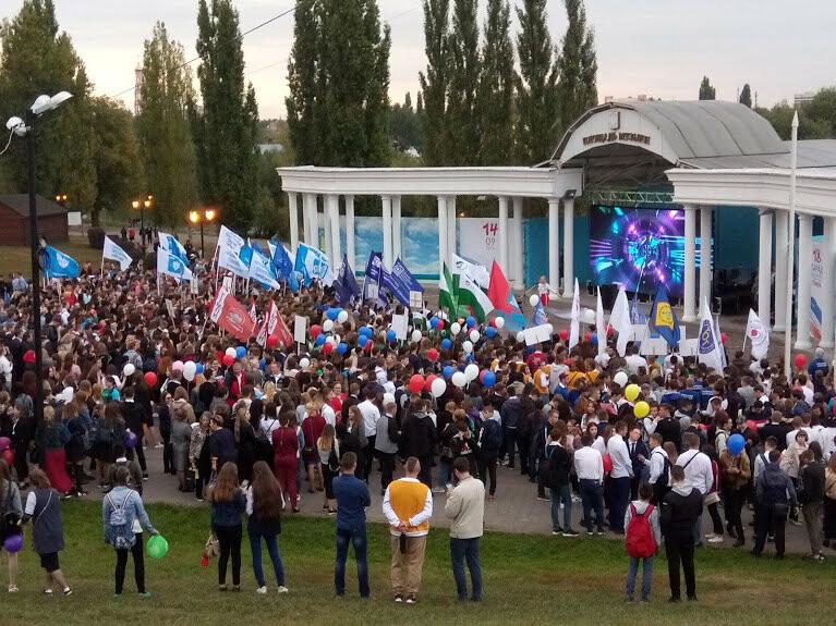 В Тамбове провели парад студенчества, фото-8