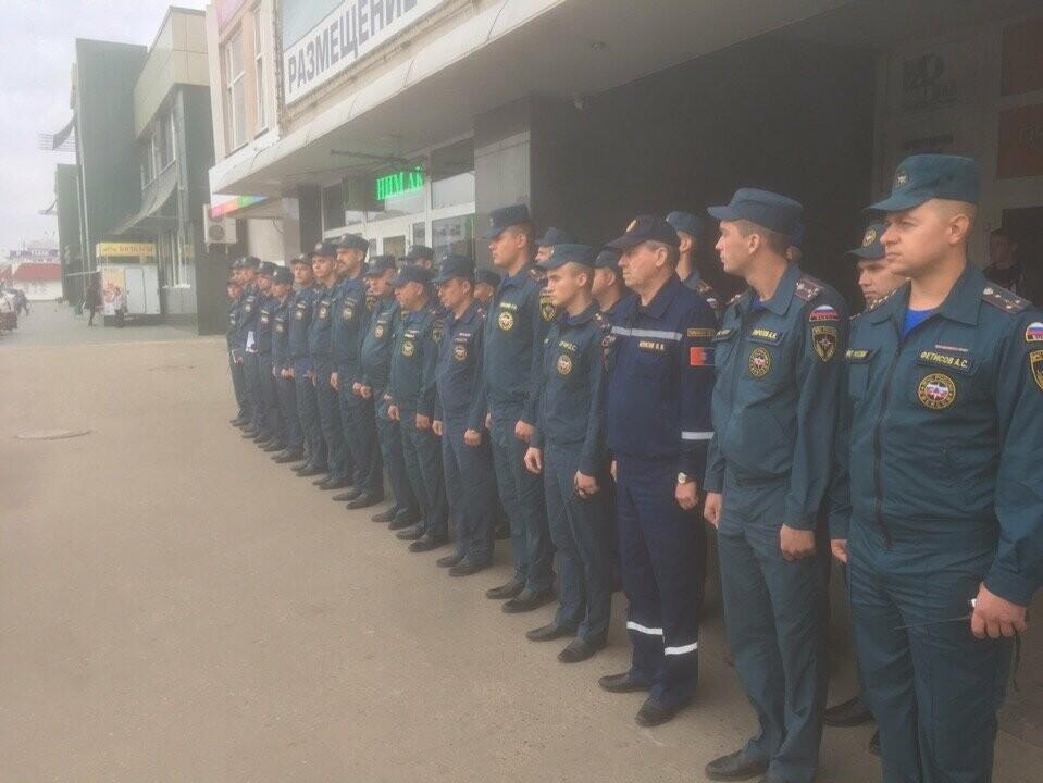 Как на «Руси» пожар случился: в Тамбове провели пожарные учения, фото-1