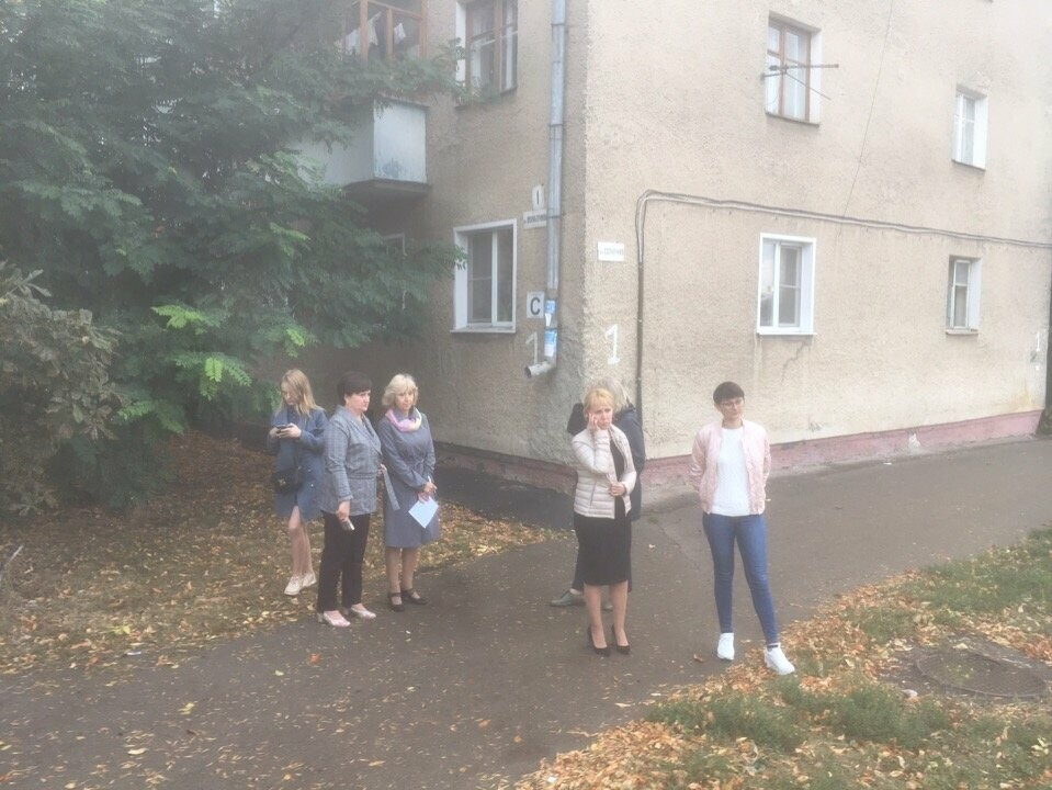 Наталья Макаревич начала знакомство с префектурами Тамбова, фото-2