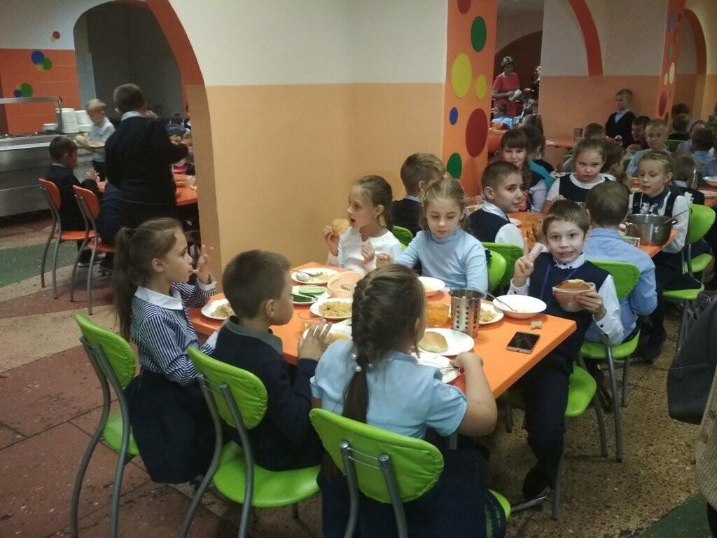«Родительский патруль» проверил качество школьных обедов в тамбовской школе №31, фото-4