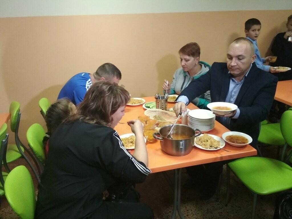 «Родительский патруль» проверил качество школьных обедов в тамбовской школе №31, фото-3