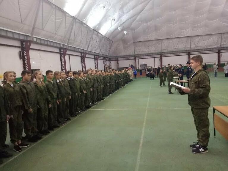 В ряды юнармейцев вступили 80 тамбовских школьников, фото-2