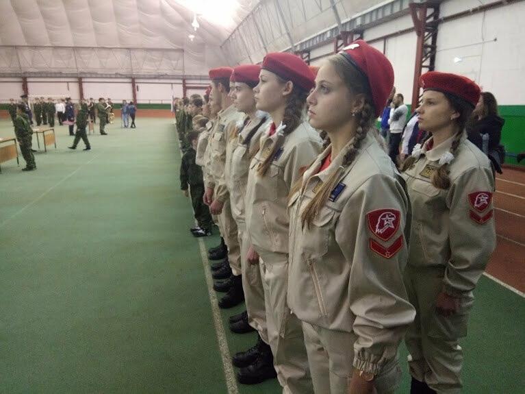 В ряды юнармейцев вступили 80 тамбовских школьников, фото-3