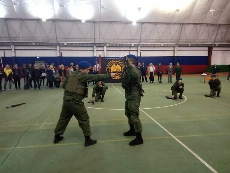 В ряды юнармейцев вступили 80 тамбовских школьников, фото-4