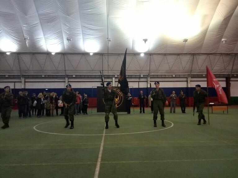 В ряды юнармейцев вступили 80 тамбовских школьников, фото-5