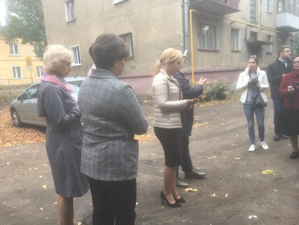 Наталья Макаревич начала знакомство с префектурами Тамбова, фото-1