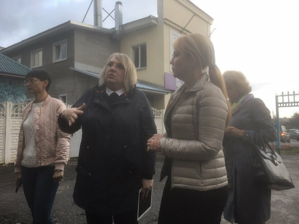 Наталья Макаревич начала знакомство с префектурами Тамбова, фото-3