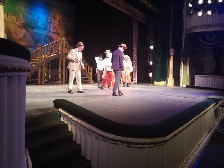 Тамбовский драмтеатр открыл 233-й сезон комедией «За двумя зайцами», фото-6