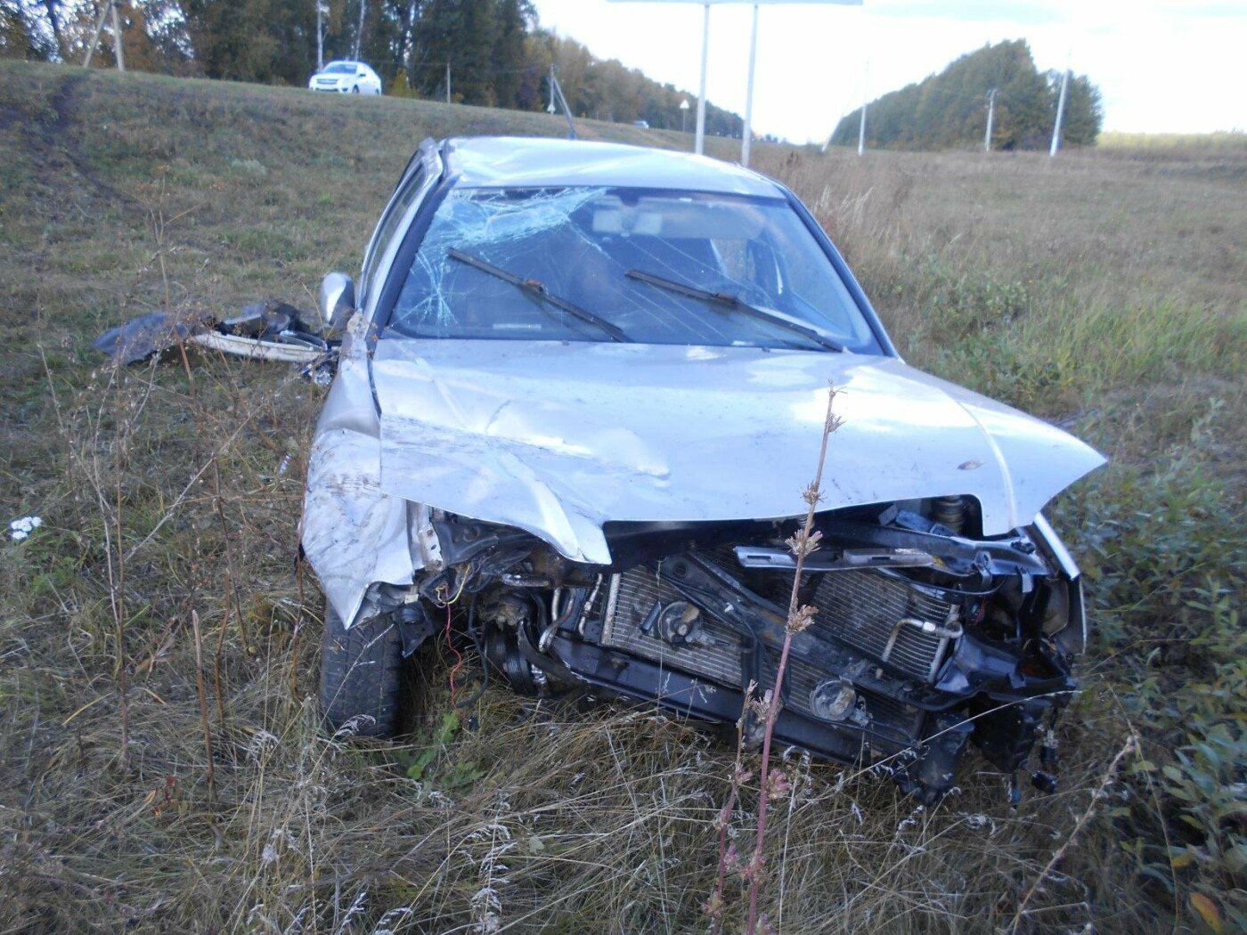 В трех авариях в Тамбовской области трое детей получили травмы, фото-3
