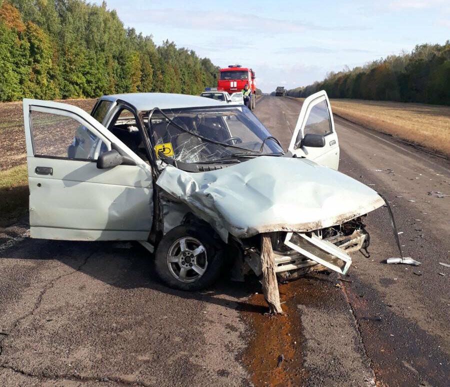 В трех авариях в Тамбовской области трое детей получили травмы, фото-4
