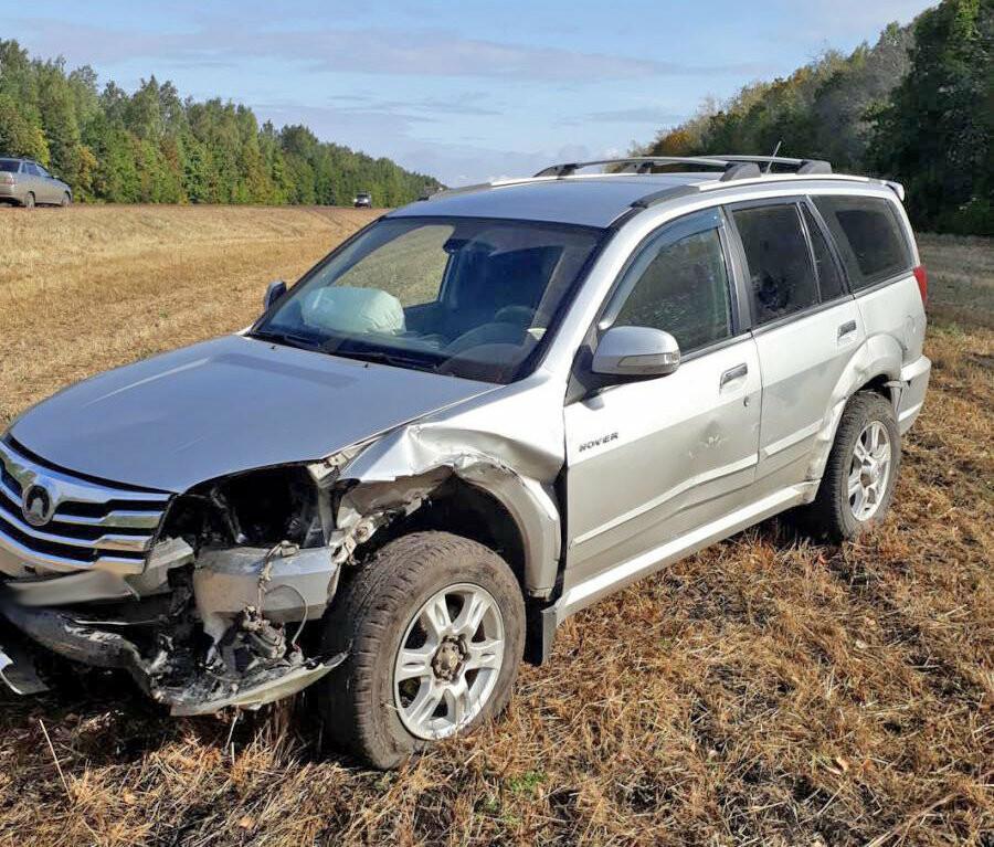 В трех авариях в Тамбовской области трое детей получили травмы, фото-1