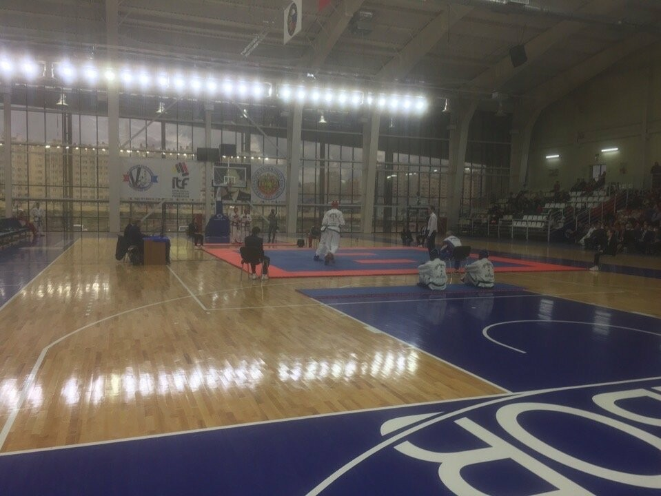 «Тамбов-Европа»: международный турнир по тхэквондо, фото-1