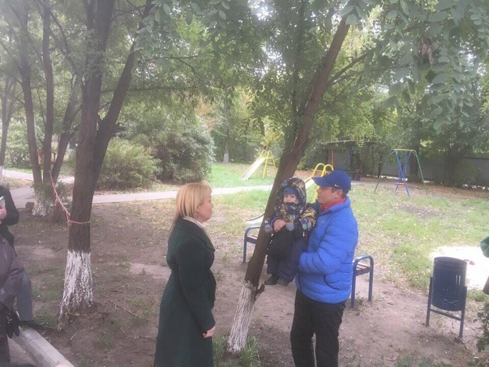 Глава Тамбова встретилась с жителями префектуры «Центральная» , фото-1